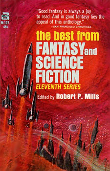 The Best from Fantasy and Science Fiction: 11th Series