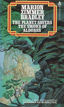 The Planet Savers/The Sword of Aldones