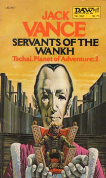 The Servants of the Wankh